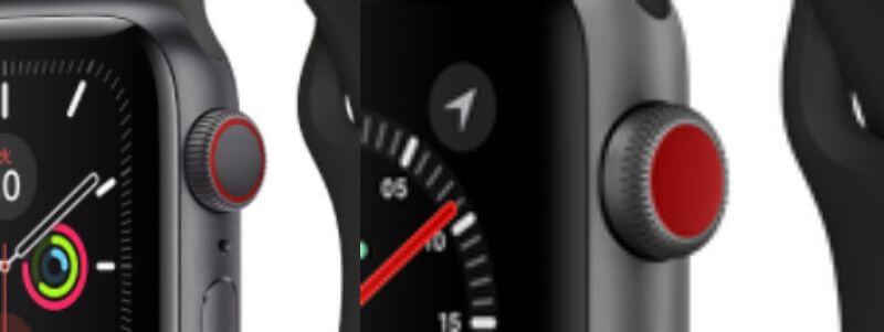 Apple Watch セルラーモデル